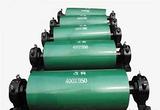 机械配件供应调心托辊铸胶滚筒支架配件输送带