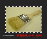 厂家直销羊毛1---6寸木炳羊毛油漆刷  猪鬃毛刷 木柄刷子质优