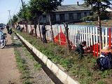 上海专业护栏维护翻新 油漆翻新 厂房广告灯箱油漆翻新
