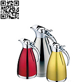 彩塘凯迪克供应不锈钢咖啡保温瓶 不锈钢咖啡壶