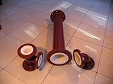 陕西化工衬塑管