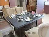 苏州实木火锅桌,无烟宝为火锅店定做各种产品