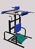 广州站立架直立架脑瘫偏瘫截瘫中风患者训练站立功能的专业器具