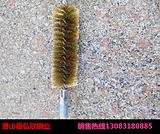 定制加工去毛刺管道刷/深孔清洗扭丝刷/尼龙管道刷/管道磨料丝刷