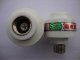外置通用型即热电热水器配件全铜螺纹外置型隔电墙防电墙防漏电墙