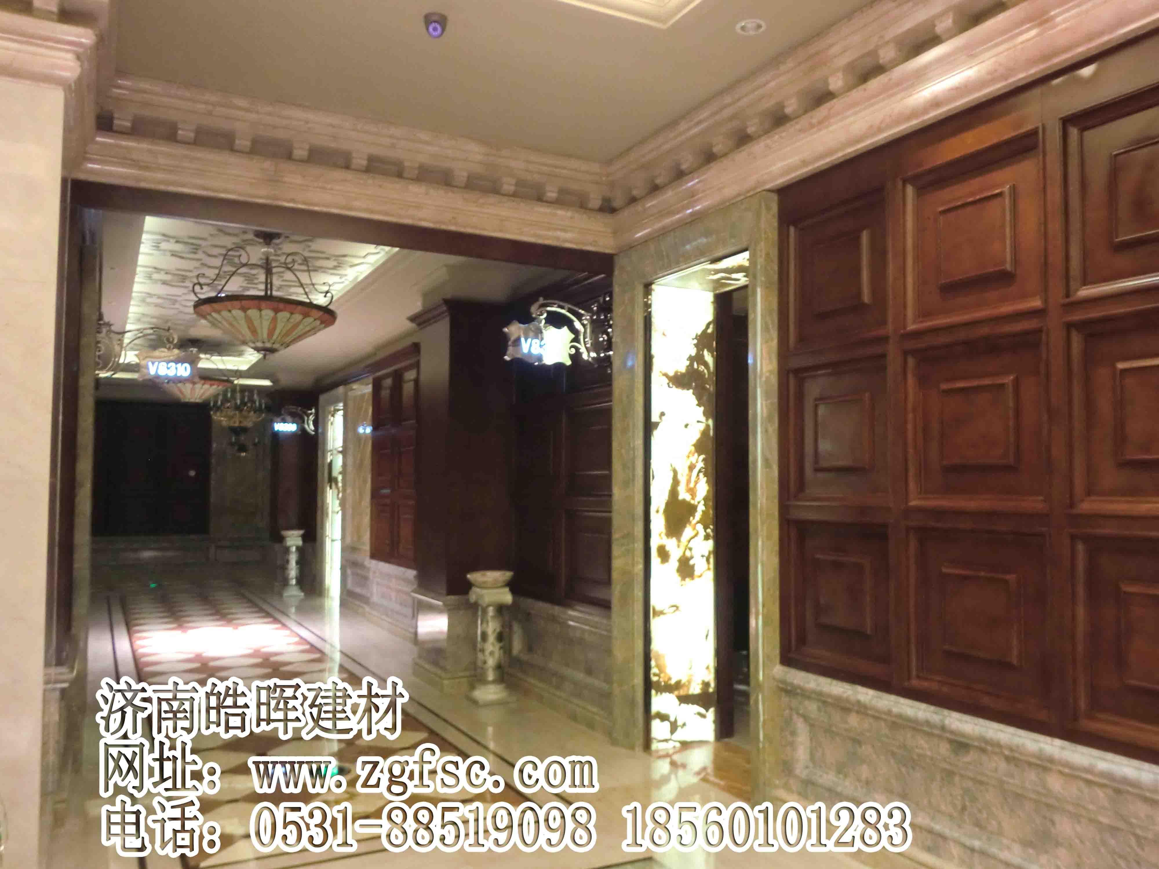 大理石价格_洗浴中心装修专用板材批发价格_济南市