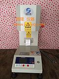 销售优质品质的熔融指数检测仪 塑料颗粒流动测试仪