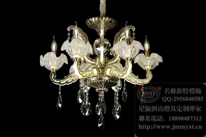 欧式风格吊灯,别墅欧式客厅吊灯,欧式别墅餐厅水晶,灯