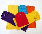 昆明纯棉T恤衫定做印字,昆明Polo衫定做,昆明广告衫供应商
