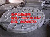 专业加工PP洗涤塔丝网除雾器,PP净化塔酸雾除沫器,脱硫塔捕沫器