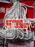 专业加工聚四氟乙烯绳 耐强酸腐蚀PTFE绳 四氟高温加捻绳厂家