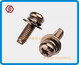 304组合螺丝 不锈钢组合螺丝生产厂家