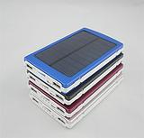 太阳能手机充电宝器批发 便携式太阳能手机充电宝批发 可混批