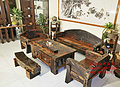 万达船木家具直销沙发 实木船木沙发 最新款船木沙发