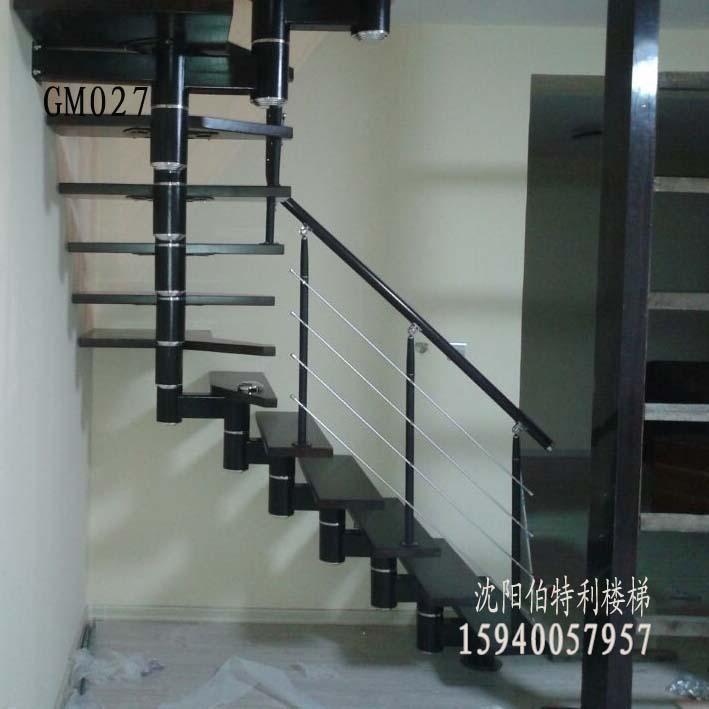 楼梯及配件价格_沈阳钢木楼梯批发价格_沈阳市