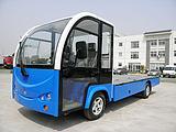 电动货车,3吨电动平板货车,场内运输物料电动货车