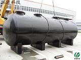 抗老化屠宰废水处理设备碳钢材质防腐结构