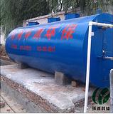 一体化养鸭污水处理设备工艺简析HY-AW
