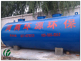 重金属电镀污水一体化污水处理设备占地小耗能低HY-EW