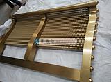 许昌钛金床具套装 打造酒店豪华不锈钢钛金床架、靠背
