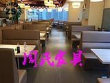 供应东城区定制餐厅家具ZS-D240款餐厅卡座沙发尺寸