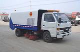 厂家直销安康地区江铃扫路车垃圾箱4立方 水箱1.1立方