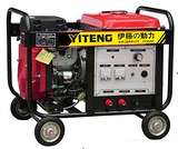 YT350A汽油发电焊机