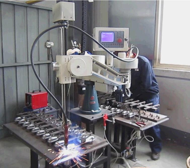 四轴焊接机械手