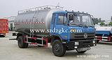 厂家直销武威地区东风单桥(16立方)粉粒物料运输车