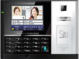 韶关韶远智能感应式IC卡摄像头考勤机F6