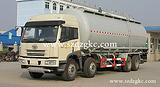 厂家直销临沧地区解放粉粒物料运输车(35立方)