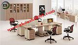 供应通州办公家具ZS-PF106款时尚职员办公桌定做价格