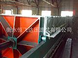 800型板框机械压滤机|污泥压滤设备|恒飞达|厂家直销