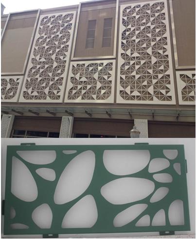 铝板吊顶装修效果图_门头装修材料大全-新型门头装饰材料,门头装修效果图,吸引人的 ...