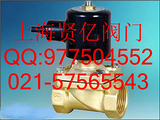 2W-400-40水用电磁阀