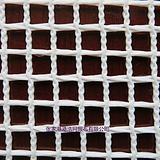 供應各類方格網眼布 pvc涂塑網布 上膠 上漿網眼布