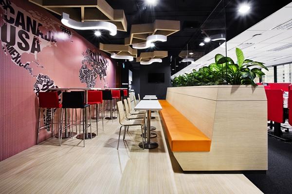 时尚创意类办公室装修设计