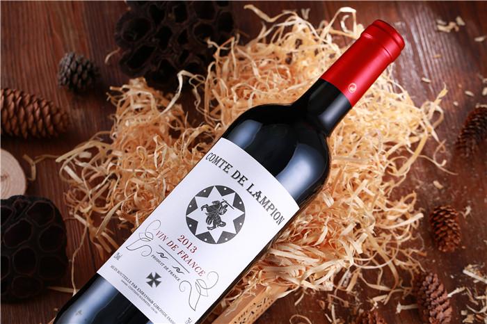 葡萄酒,香槟价格_法国红酒--兰伯特伯爵红葡萄酒批发