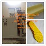 包胶枕垫鞋垫机器、聚氨酯弹性体机器设备生产线
