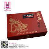 茶叶包装定做东莞茶叶礼盒生产厂家高档茶叶盒加工