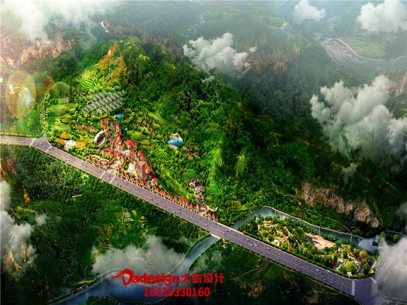 葡萄园生态观光园规划设计批发价格