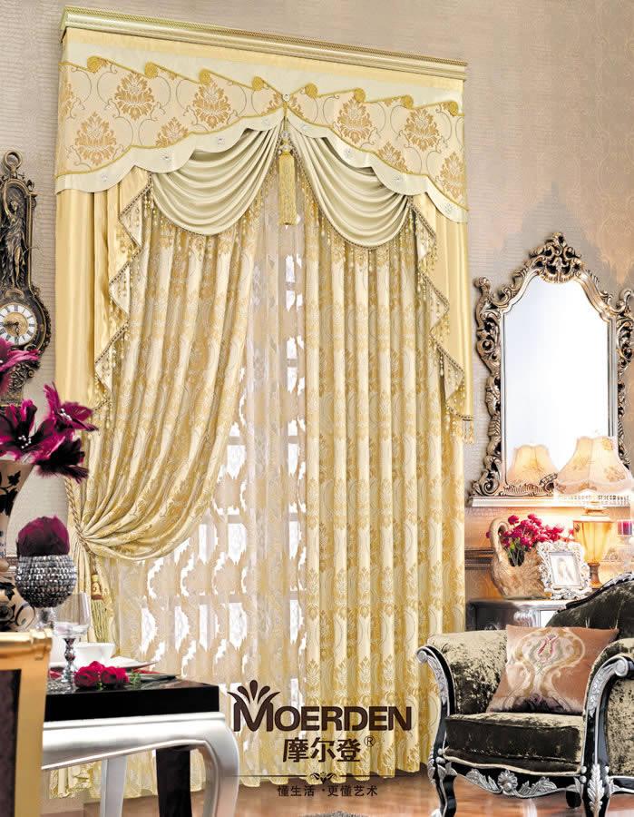 窗纱,印花卷帘, 阳光帘均为上佳选择.图片