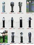 供应户外欧式草坪庭院灯铝制草坪灯、不锈钢草坪灯、LED草坪灯