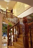 天津北京巴西花梨楼梯