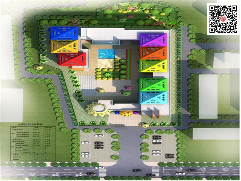 幼儿园建筑及园区规划的设计课题