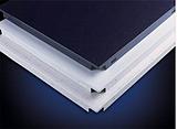 铝合金平板天花、暗架平面铝板