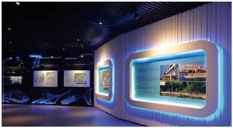 山东欧联数字多媒体展览展示设计图片