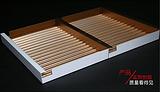 瓦楞铝板天花、铝质瓦楞复合板