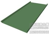 金属矮立边铝镁锰钛锌板屋面墙面板