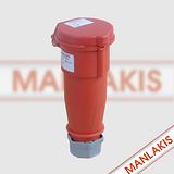 南京曼奈柯斯 工业连接器 防水防尘 欧标连接器 价格优惠